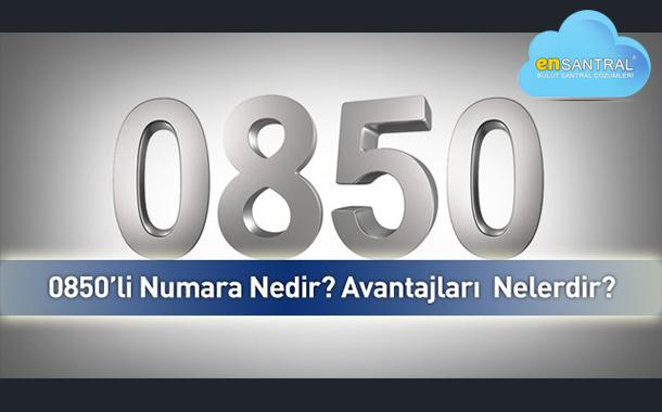 850li-numara-nedir