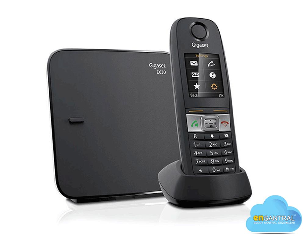 Gigaset-E630-Dect-Telefon-Makinasi-80b8